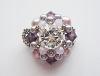 Pink Purple Chaton Ring Tutorial