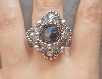 Classic Silver Ring Tutorial