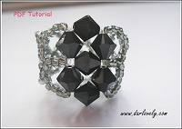 Black Cuff Ring Tutorial