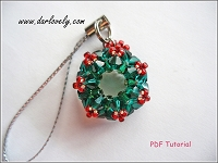 Wreath Charm Tutorial