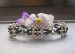 MiniDuo Weaved Bracelet Tutorial