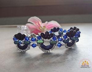 The Rafflesian Bracelet Tutorial