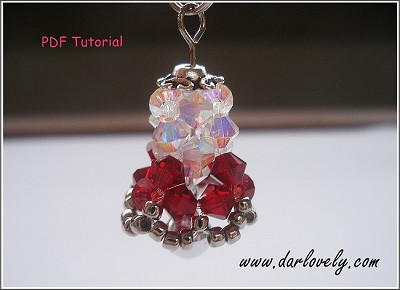 Jingle Bell Charm/ Pendant Tutorial