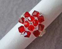 Red Cross Ring Tutorial