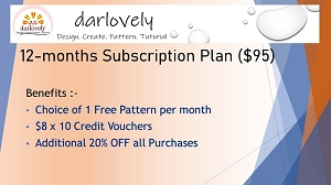 12-months Subscription Plan