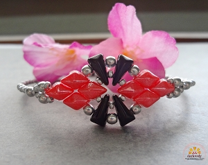 Lollipop Candy Bangle Bracelet Tutorial